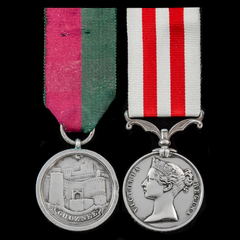 The fine First Afghanistan Wa. | London Medal Company