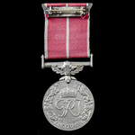 Second World War Cumberland Home Guard Signal Instructor's British Empire Medal, GVI 1st type cyp...