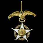 Chile - Republic of: Order of Merit, 5th Period (1929 to present), Commander Grade, silver-gilt w...
