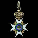 Germany – Imperial States - Saxe-Coburg-Gotha: Saxe Ernestine House Order, 4th Class Commanders n...
