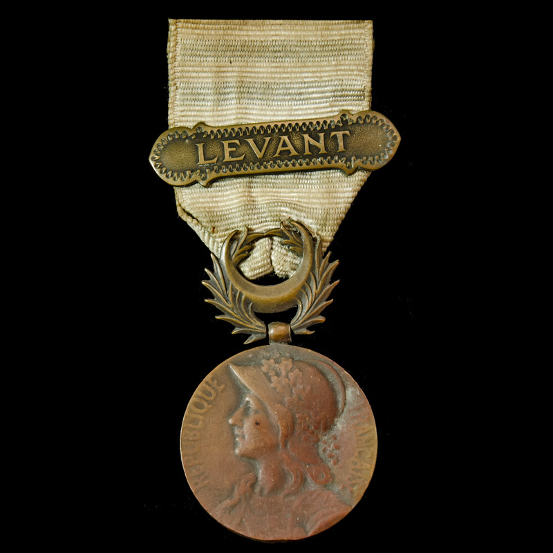 France: Medal for the Levant . | London Medal Company