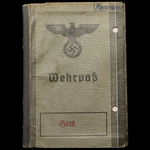 Germany – Third Reich: A remarkable Posthumous Knights Cross Winner's Document Group to Oberleutn...