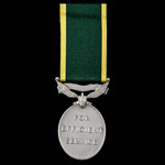 Efficiency Medal, GVI 1st typ. | London Medal Company