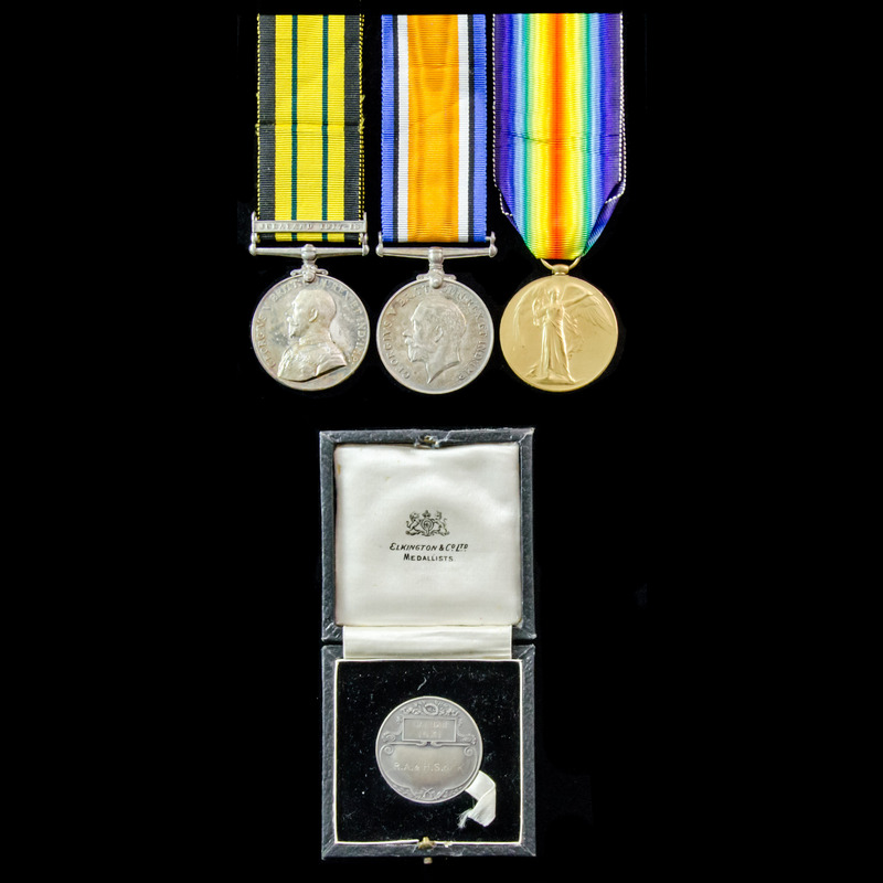 The extremely rare Great War .   London Medal Company