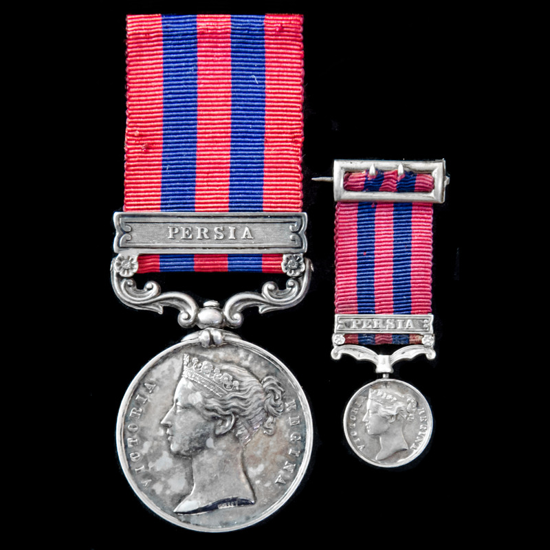 A fine India General Service . | London Medal Company