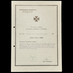 Germany - Third Reich: The exceptional 1944 Lorraine Fighting Honour Roll Clasp to the Germany Ar...