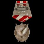 Russia – Soviet: A particularly interesting Stalingrad and Berlin veteran's long service Order of...