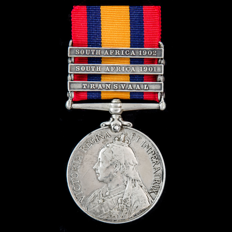 Queen's South Africa Medal 18.   London Medal Company