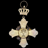 Greece - Kingdom of: Royal Order of the Phoenix, Grand Cross 1st Class, comprising sash badge in ...