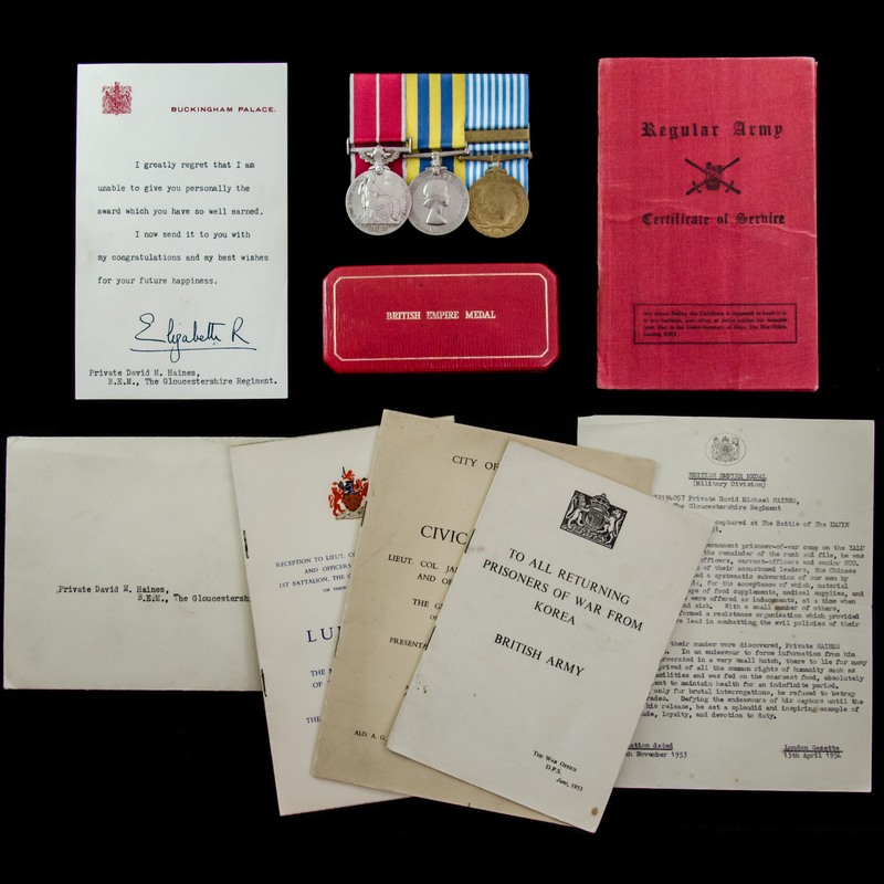 The exceptional and important.   London Medal Company