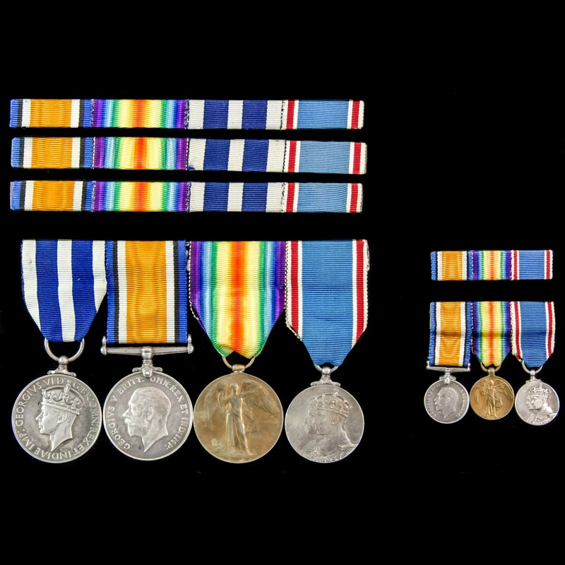 The rare East Africa Commissi.   London Medal Company