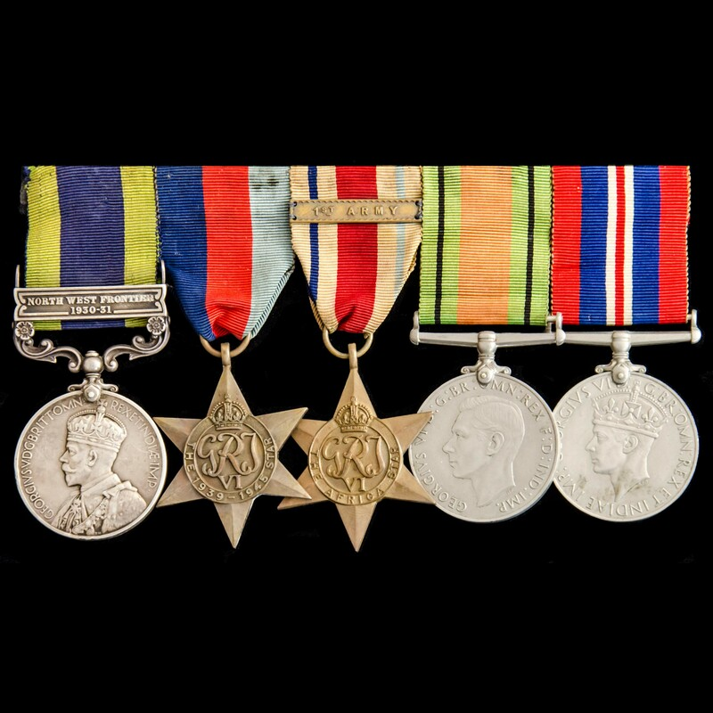 India North West Frontier 193.   London Medal Company