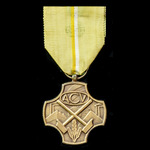   Belgium: Medal for Long Membership of the Confederation of Christian Trade Unions, Flemish iss...