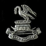 Great War Liverpool Pals Battalion Presentation Badge for 1914 in Silver, as issued to all those ...