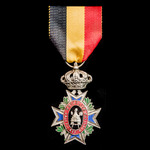 Belgium: Special Decoration for Mutuality, 2nd Class.