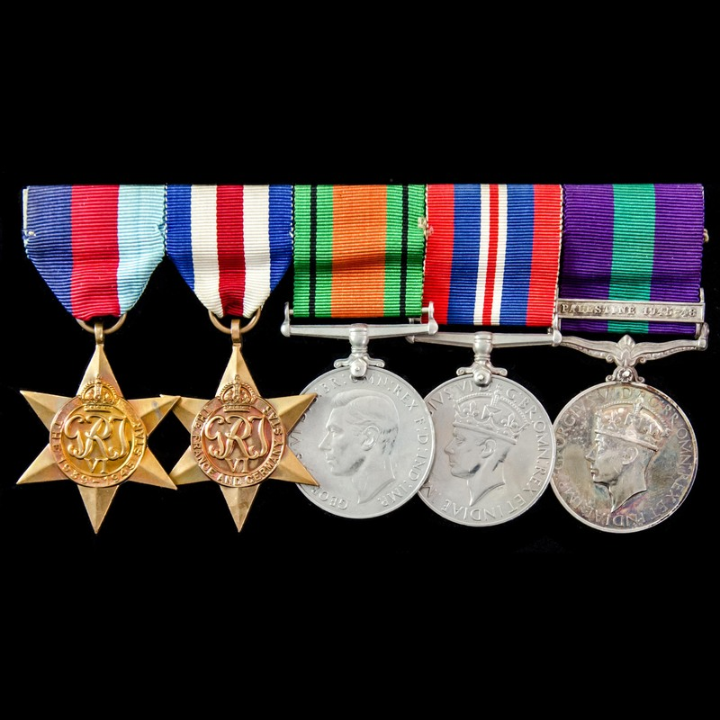 Second World War North West E.   London Medal Company