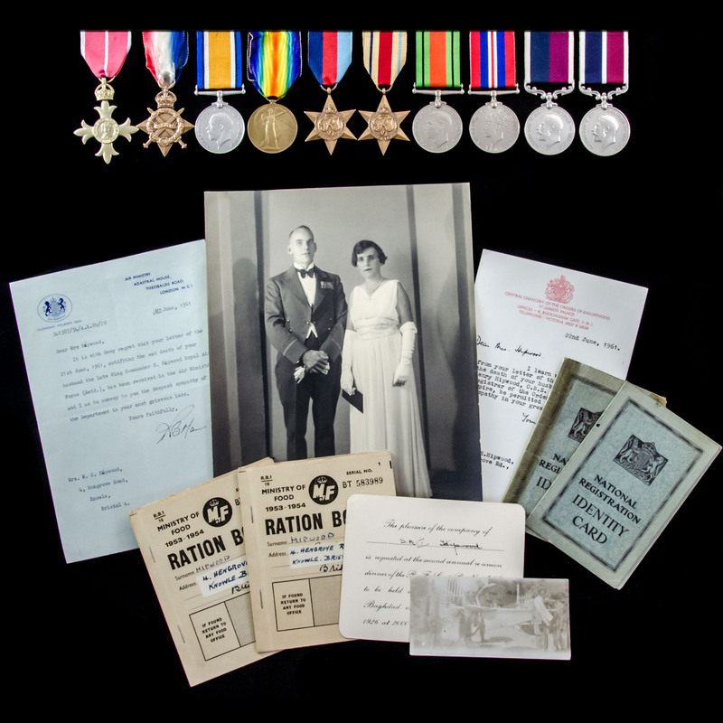 The rare Second World War Sie. | London Medal Company