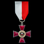 Germany – Imperial – States: Lubeck Hanseatic Cross 1914-1918.