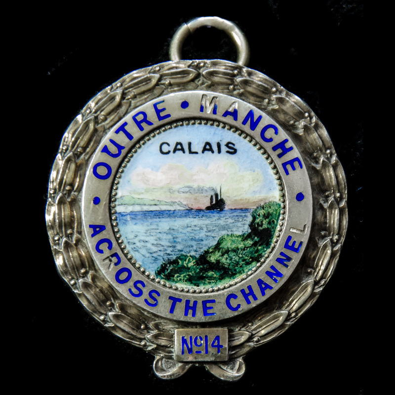Masonic Calais 'Across the Ch. | London Medal Company