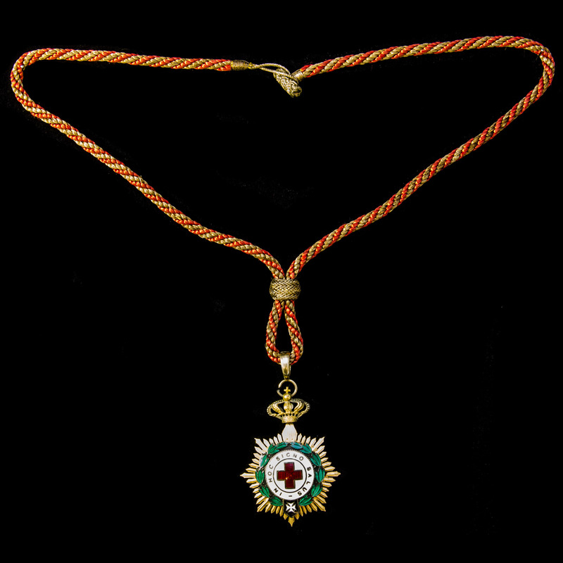 Spain - Kingdom: Order of the. | London Medal Company