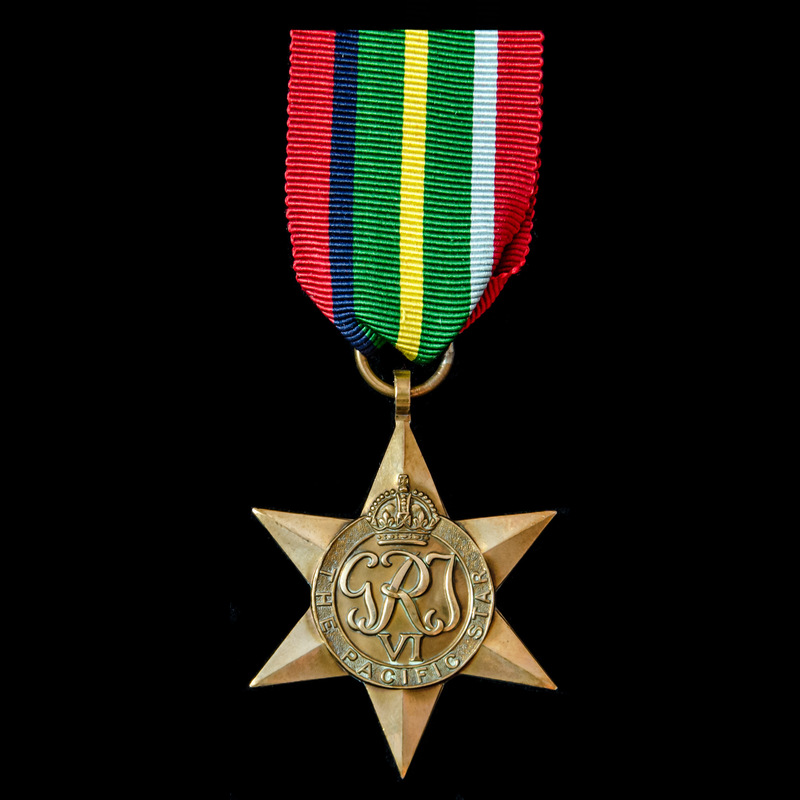 Pacific Star. | London Medal Company