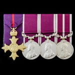 The very fine and regimentally significant Birthday Honours June 1931 Officer of the Order of the...