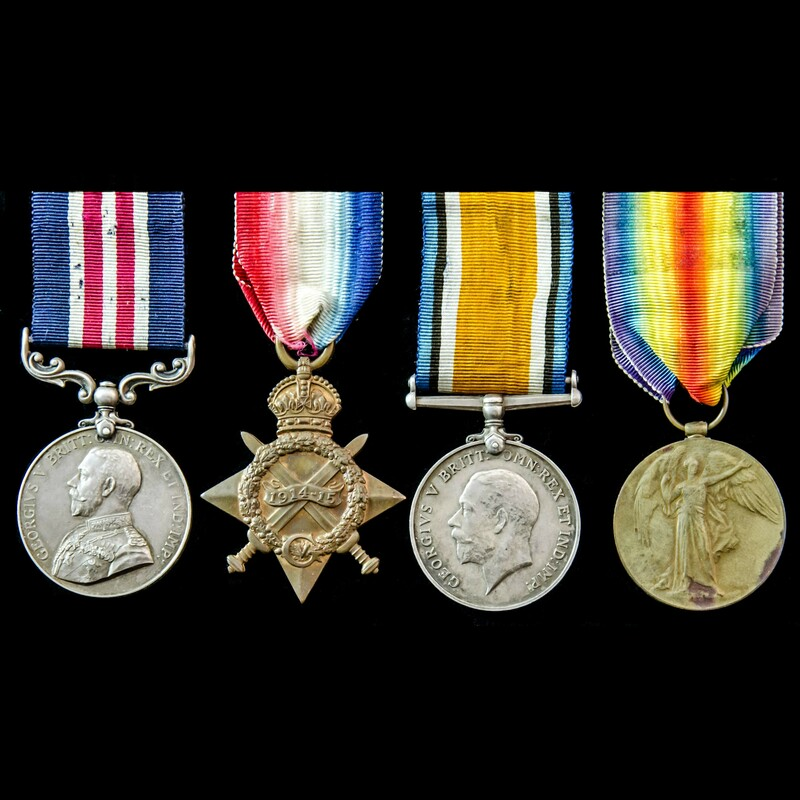 Great War Arras Offensive Thi.   London Medal Company