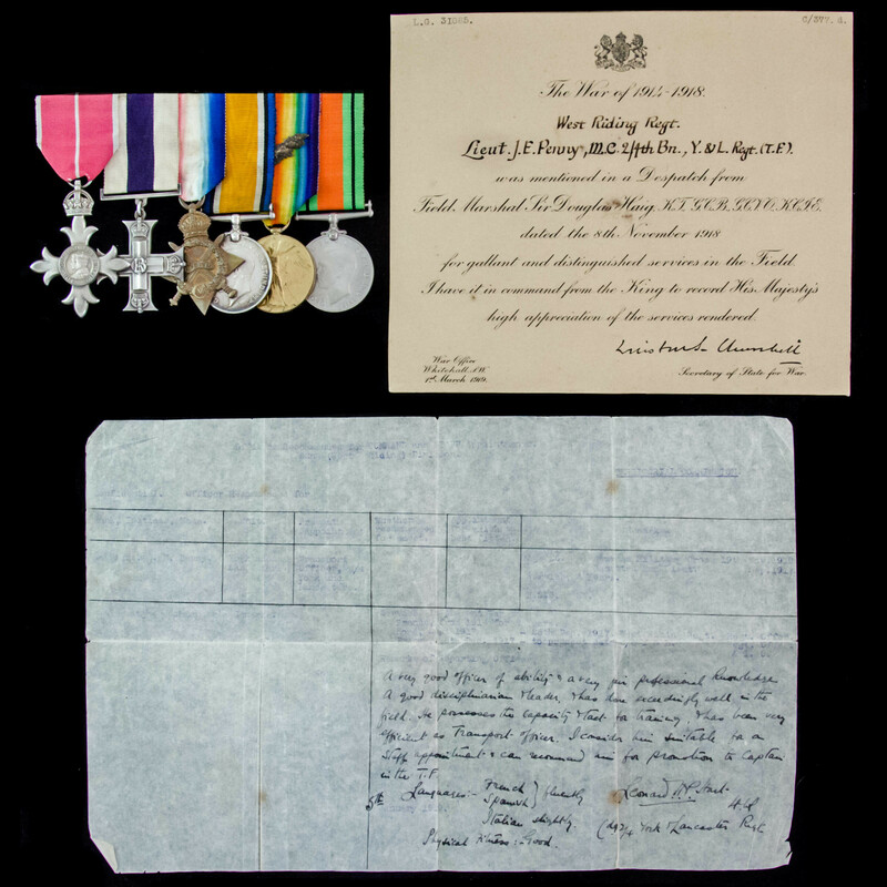 The very good Great War Weste. | London Medal Company