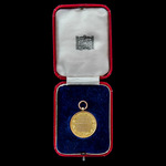 Great War Gold Tribute Medal .   London Medal Company