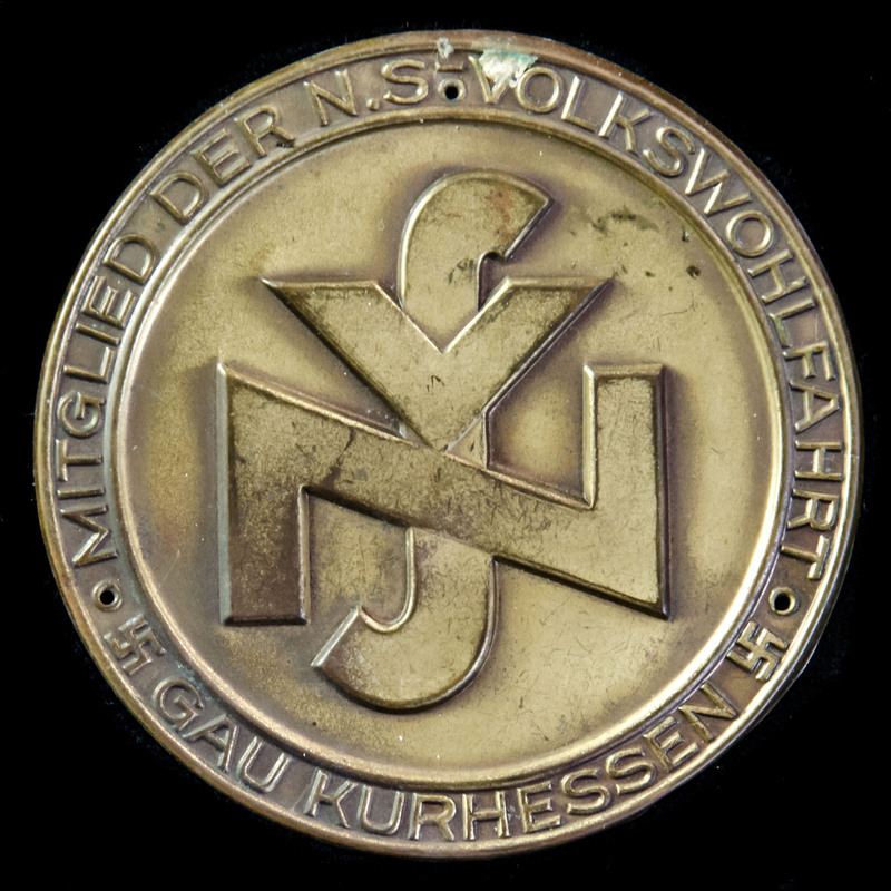 Germany - Third Reich: Nation. | London Medal Company