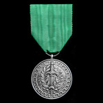 ​  Belgium: Labor Valorem Medal of the National Association of Former Prisoners of War, Silver Gr...