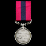 Distinguished Conduct Medal, GVR, an original unnamed example