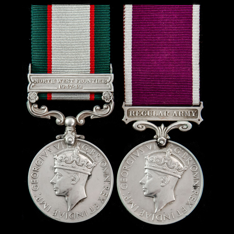 India North West Frontier 193. | London Medal Company