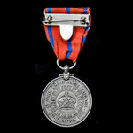 ​A relatively scarce Coronation Medal 1911, Saint John Ambulance Brigade issue, awarded to Privat...