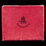 Coronation Medal 1953, mounted on ladies issue bow ribbon, and housed in its ladies issue box of ...