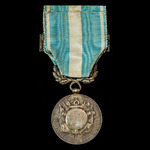 France - Colonial Medal, 1914-62, 30mm, clasp 'Tunisie'
