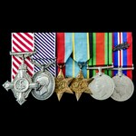 The truly exceptional New Years Honours List 1946 Flying Instructor's Air Force Cross, and 1939 t...