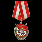 Russia – Soviet: An interesting long service award of the Order of the Red Banner to Master Serge...