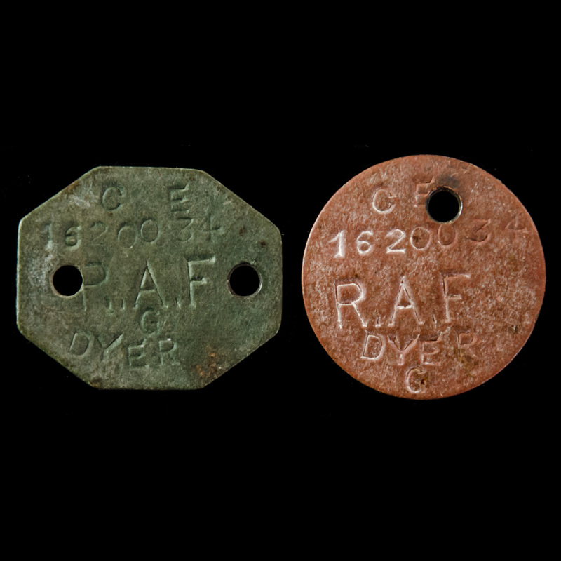 Second World War issue pair o. | London Medal Company