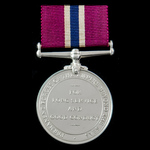 Permanent Forces of the Empire Beyond the Seas Long Service and Good Conduct Medal, GVR Fm. Bust;...