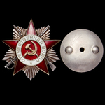 Russia – Soviet: An interesting Naval Air Forces Order of the Patriotic War 2nd Class awarded to ...