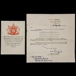 Second World War North Africa.   London Medal Company