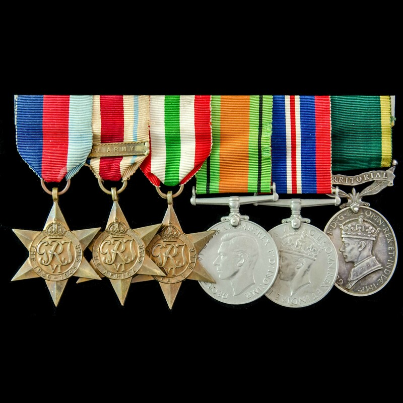 The rare Second World War Nor. | London Medal Company