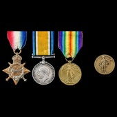 Great War Royal Marine Brigade Gallipoli and Western Front operations and subsequent British Army...