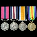 The very good Great War Western Front 1918 Somme operations final advance in Picardy double galla...