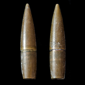 """Germany - Imperial: Rare German related Great War """"Trench Art"""" in the form of a decent sized carv..."""