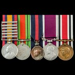 South Africa Boer War Relief of Kimberley, Second World War Civil Defence, Coronation 1902, Army ...