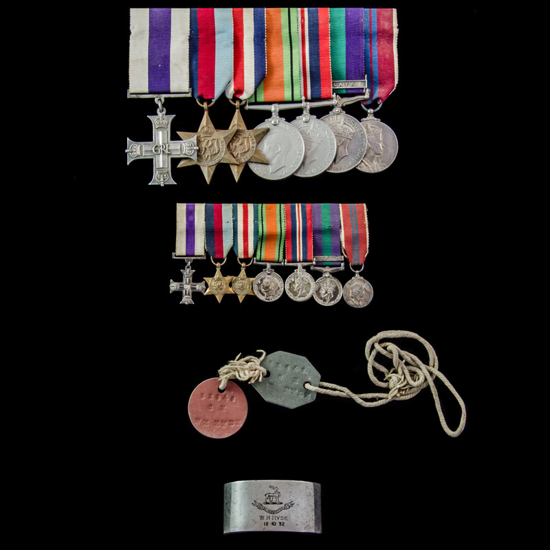 The good Second World War Fal.   London Medal Company