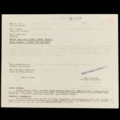 Germany – Third Reich: A Certificate for the award of the Bronze Bravery Medal of the Poglavnik t...
