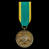 Germany - Imperial - German States - Duchy of Saxe-Meiningen: Gold Medal of Merit of the Ducal Sa...